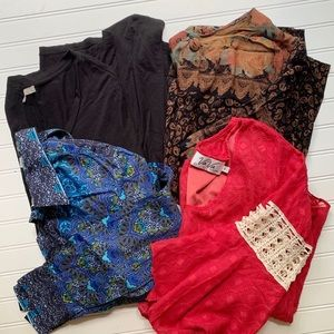 Mystery Box #21 - Large Tops - 4 pieces